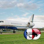 Falcon 2000LX для людей с ограниченными возможностями